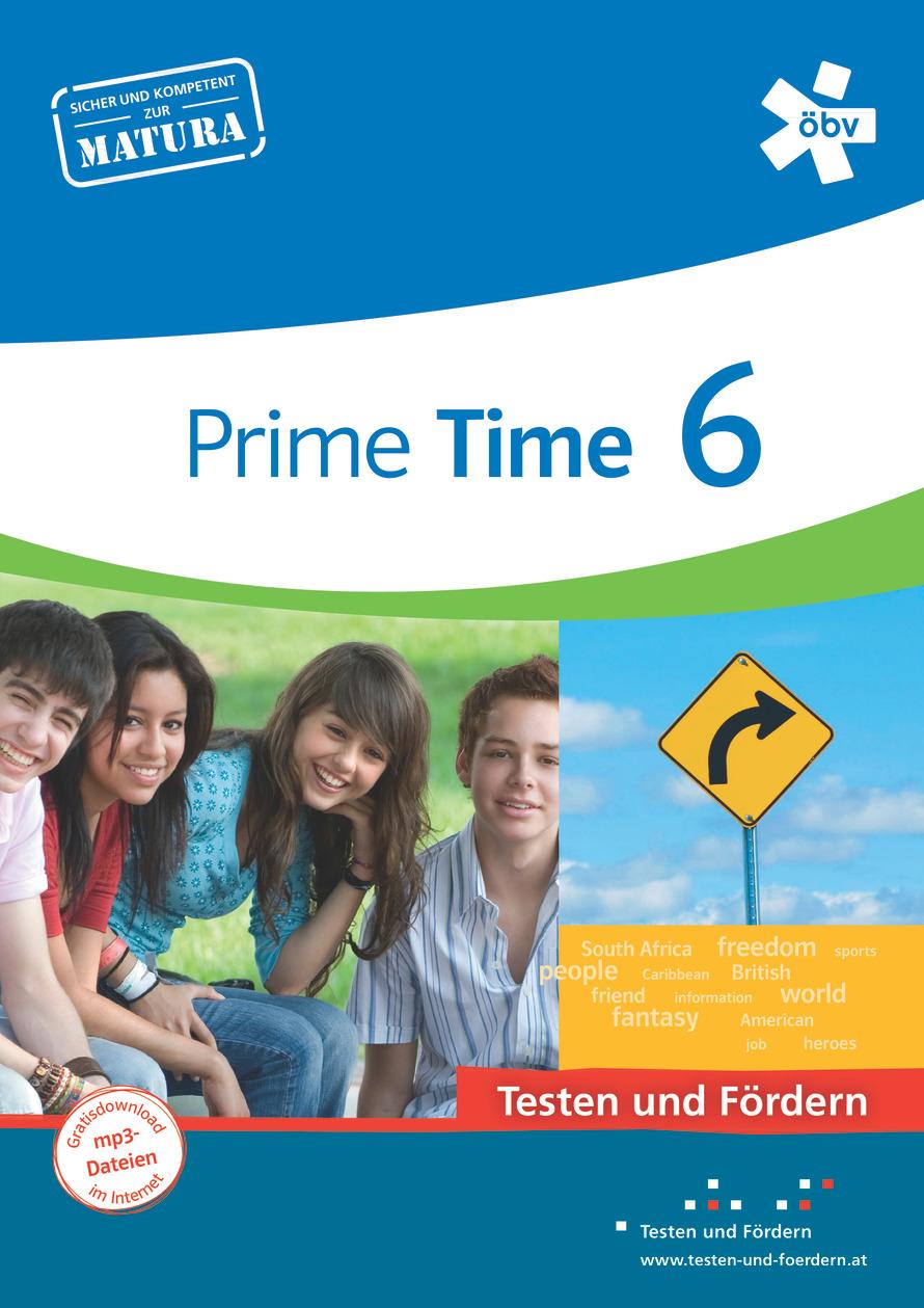 Prime Time 6, Testen und Fördern Arbeitsheft | öbv ...