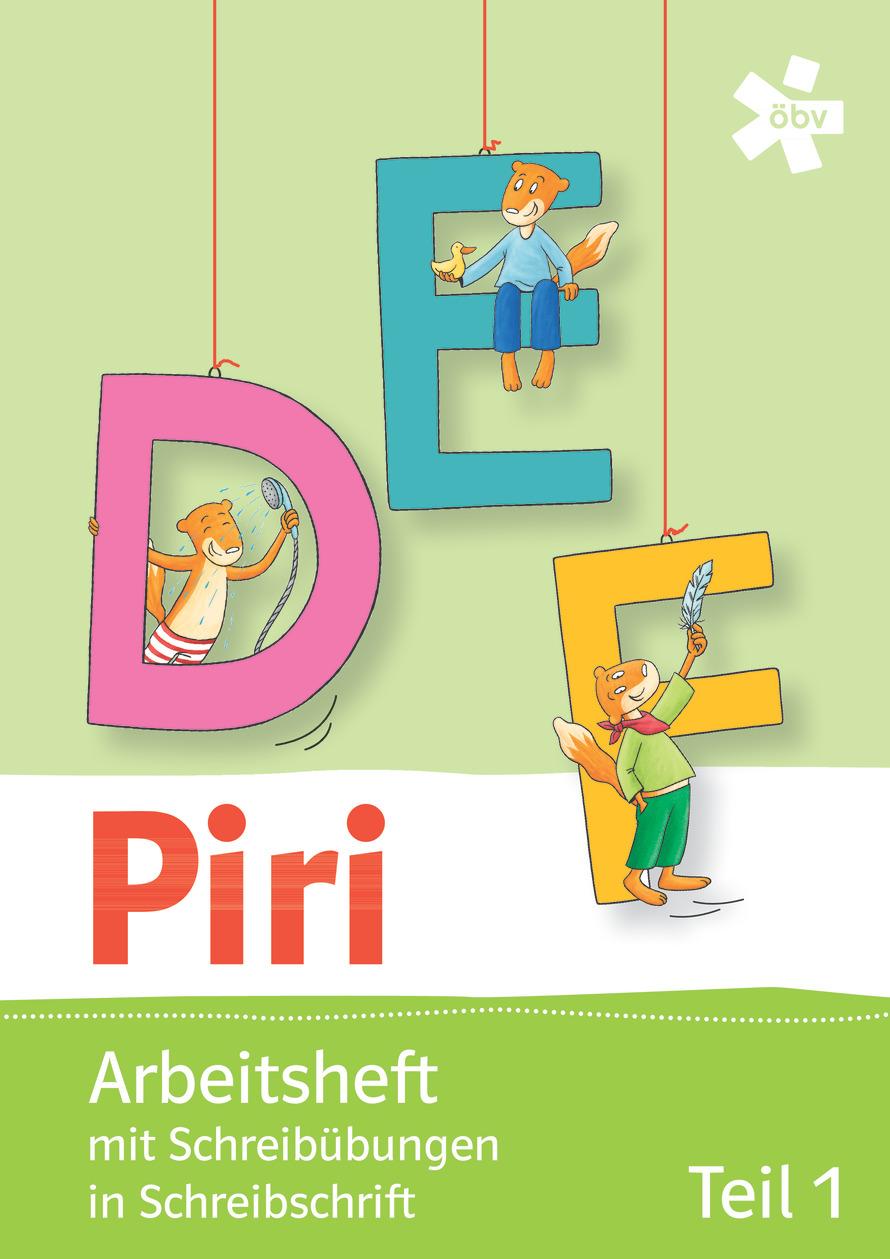 piri arbeitsheft zum leselehrgang mit schreib252bungen in